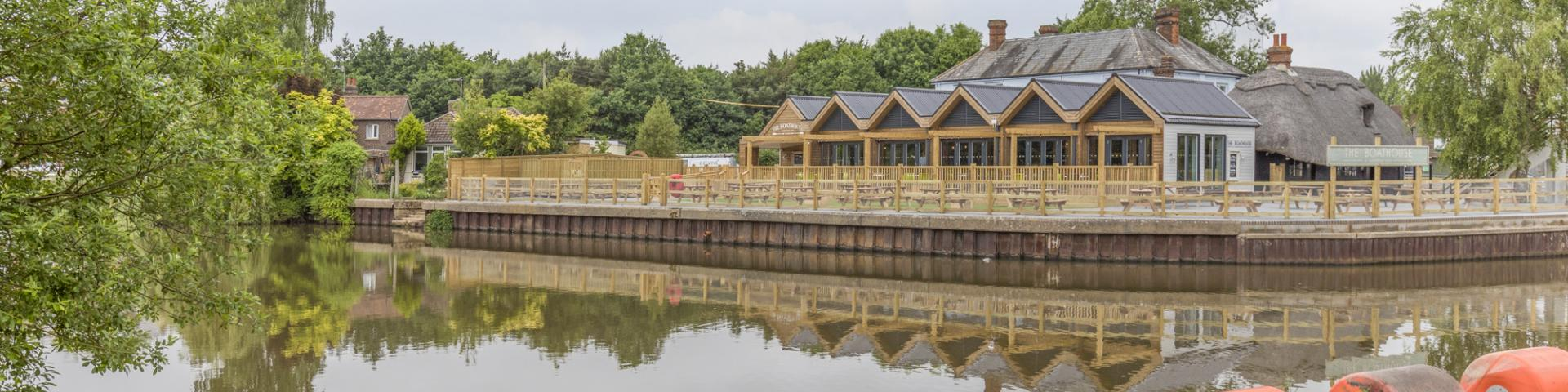 The Boathouse, Yalding, Maidstone